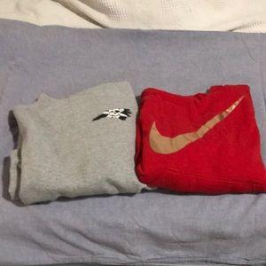 Hooded sweatshirt bundle